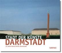 Stadt der k nste darmstadt 25 jahre kunst archiv for Kommunikationsdesign darmstadt